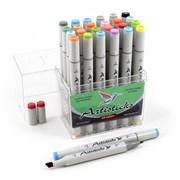 Набор маркеров Artisticks Basic, 24 цвета