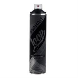 Аэрозольная краска LOOP ASPHALT 600 ml - фото 4576