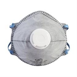 Полумаска с угольным фильтром JETA Safety - фото 5151