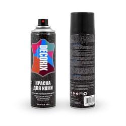 Аэрозольная краска для кожи DECORIX 335 мл глянцевая - фото 5188