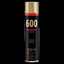 Аэрозольная краска Molotow Burner Gold 600 мл - фото 5248