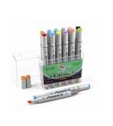 Набор маркеров ARTISTICKS BASIC 12 цветов