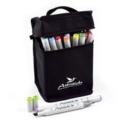 Набор маркеров ARTISTICKS BASIC, BAG 24 цвета