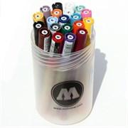 Набор маркеров Molotow One4All Main-Kit I 127HS 20 штук